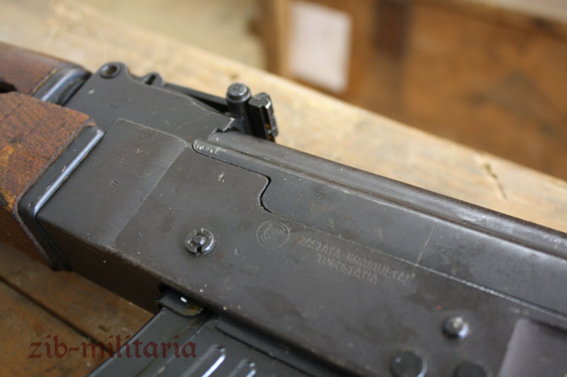 AK47 (Yugo M70A), milled, folding stock/grenade sights