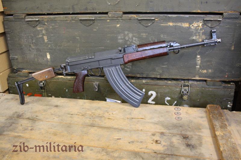 Samopal VZ58 (Czech), folding stock, deactivated assault