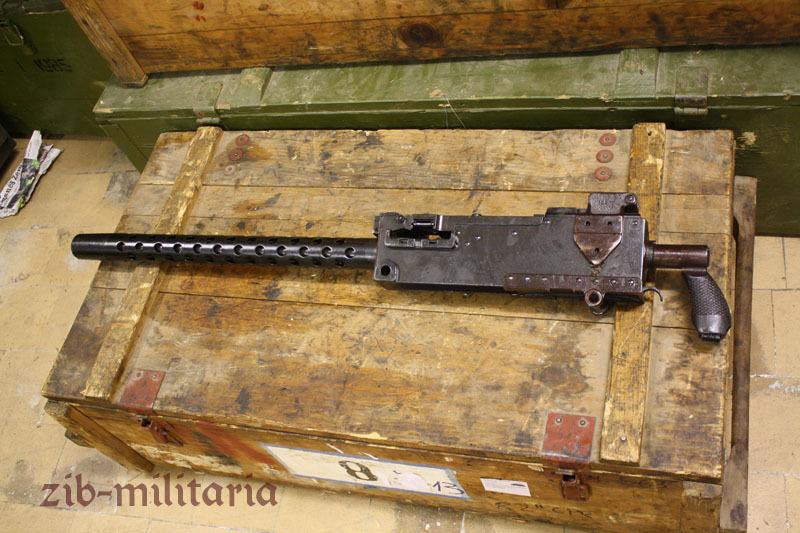 Browning  30cal 1919, Deko MG Jee Willys machine gun