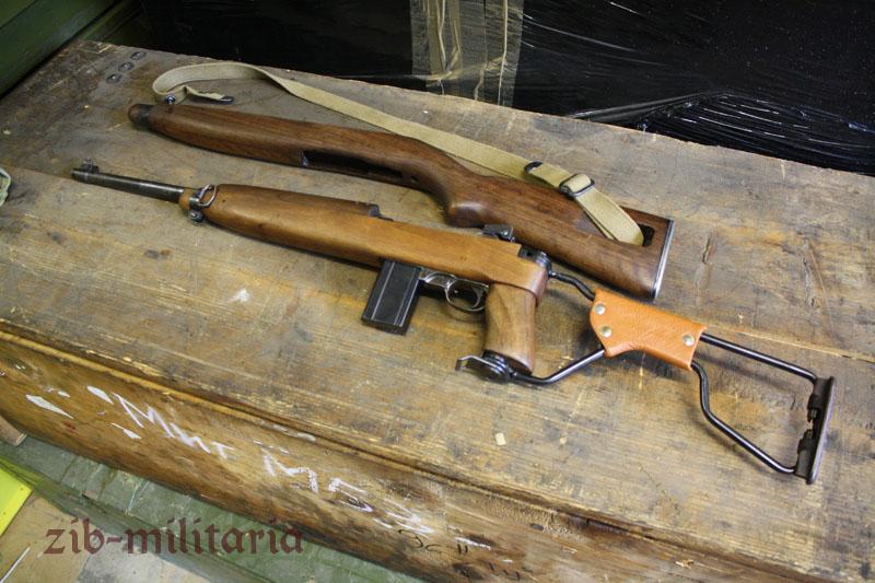 Carbine  30 M1, blank firing 8mm (WWII)