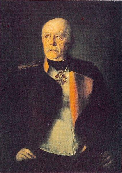 Quotes Otto Von Bismarck Lenbach 1836-1904 Otto Von