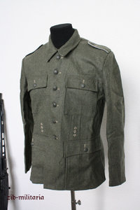 WH field blouse Model 1943 (M43), zib-militaria