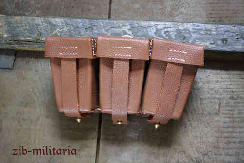 Ammo pouch 09 for G98 / K98,, brown