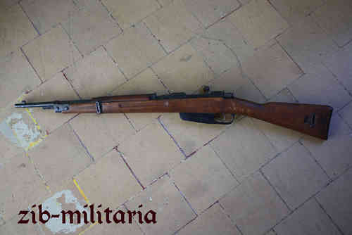 Carcano rifle M91-38 (short version), deactivated rifle (WWII)