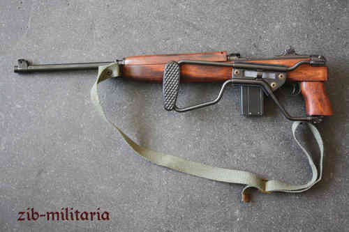 US M1 Carbine .30 with folding stock w/o bayonet mount, rifle model