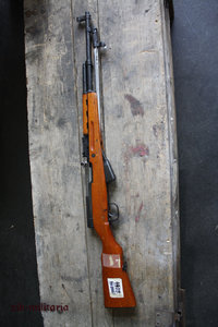 SKS (China), Deactivated rifle