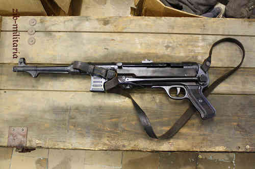 "MP40 ""bnz43"", deactivated MP (WWII)"