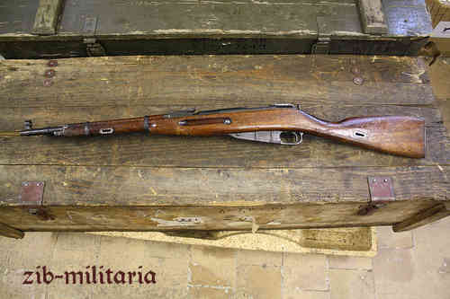 Mosin Nagant M44, deactivated rifle