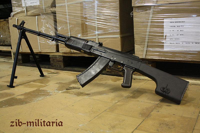 RPK74, deactivated MG