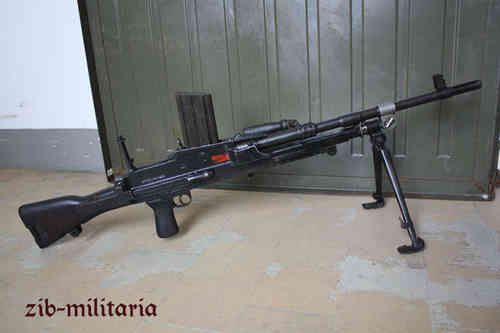 Bren L4 .308 cal (MG37GA), deactivated MG (WWII)