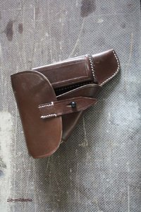 WH holster Walther PPK - 7,65mm, brown