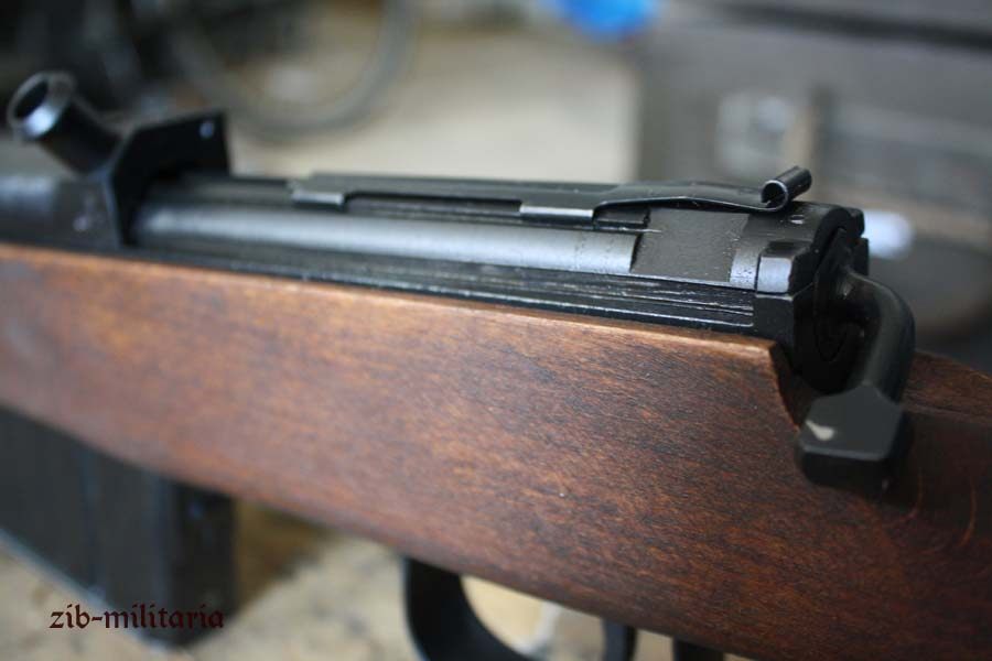 WH G43, model rifle