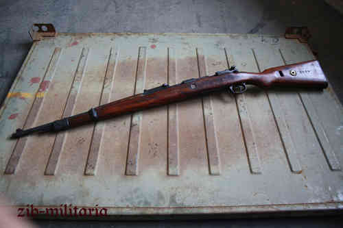 "Mauser 98K ""S/42K"", deactivated rifle (WWII)"