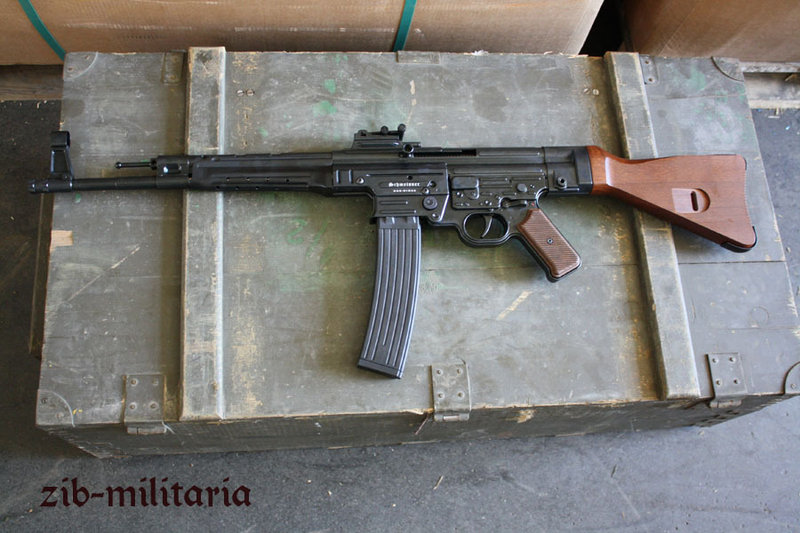 Wh Mp44 Stg44 Assault Rifle Model Made In Germany Gsg