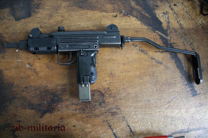 Mini Uzi Pistol Israel Deactivated Pistol