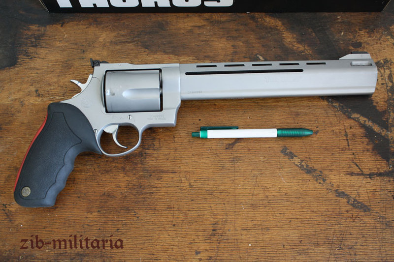 Taurus Raging Bull  500 S&W, deactivated revolver