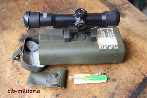 G3 scope Hensoldt Fero Z-24 german army, very good