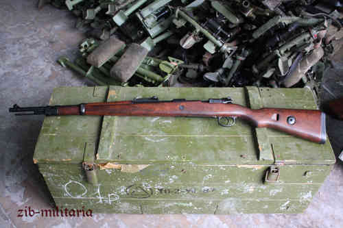WH K98, rifle model, without leather belt