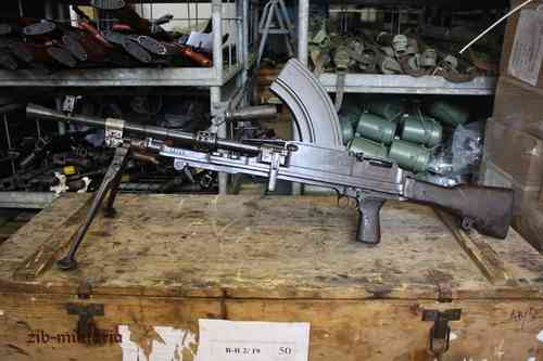 Bren MKIII, para / commando, deactivated MG