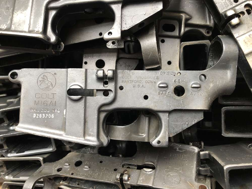 M16 lower, US Colt made, quality #2, special sale