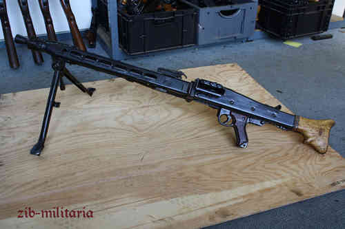 MG42, Original WH, deactivated MG (WWII)