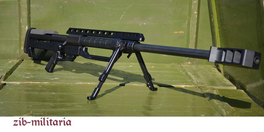 Fortmeier M 2002 50 Cal Deko Scharfschutzengewehr