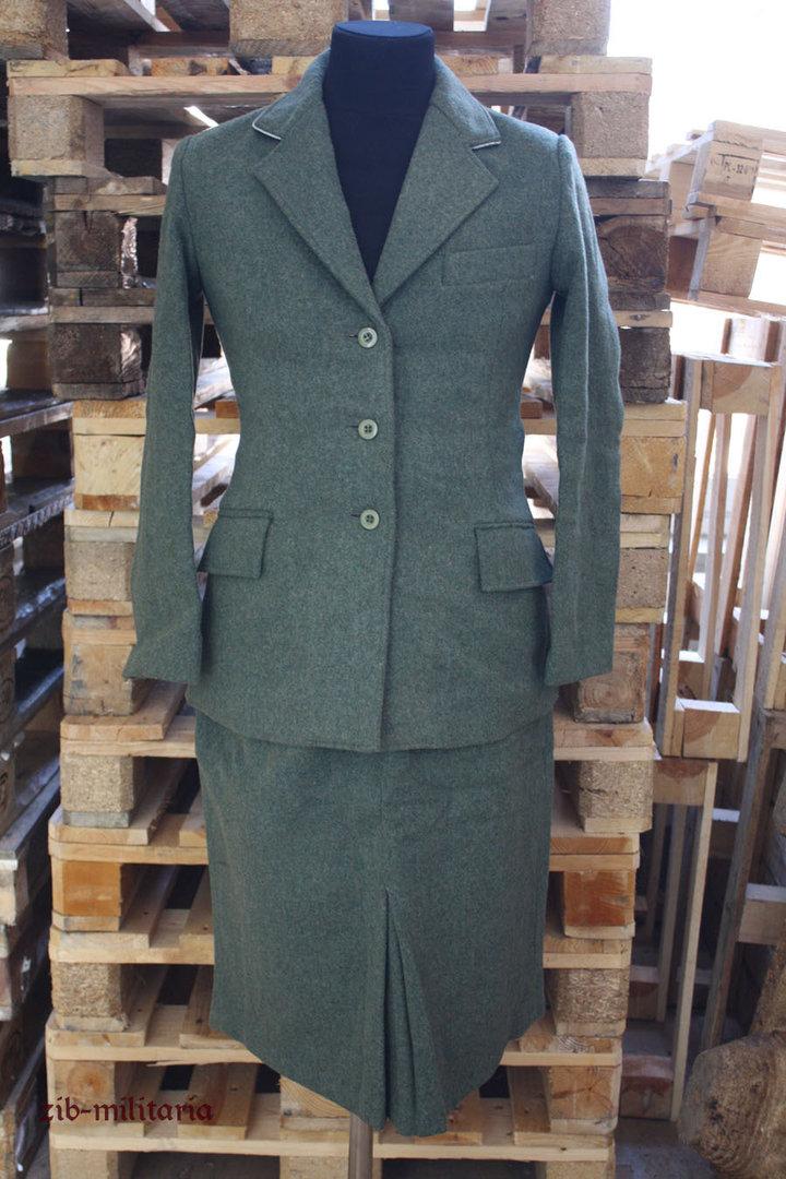 Antz WH Helferin Uniform Blouse Wehrmacht Original Repro ...