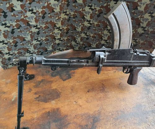 Bren MKIII, free part set, without barrel + bolt, special sale