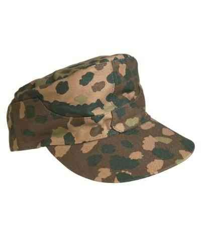 WX field cap pea dot camo (4-colour)