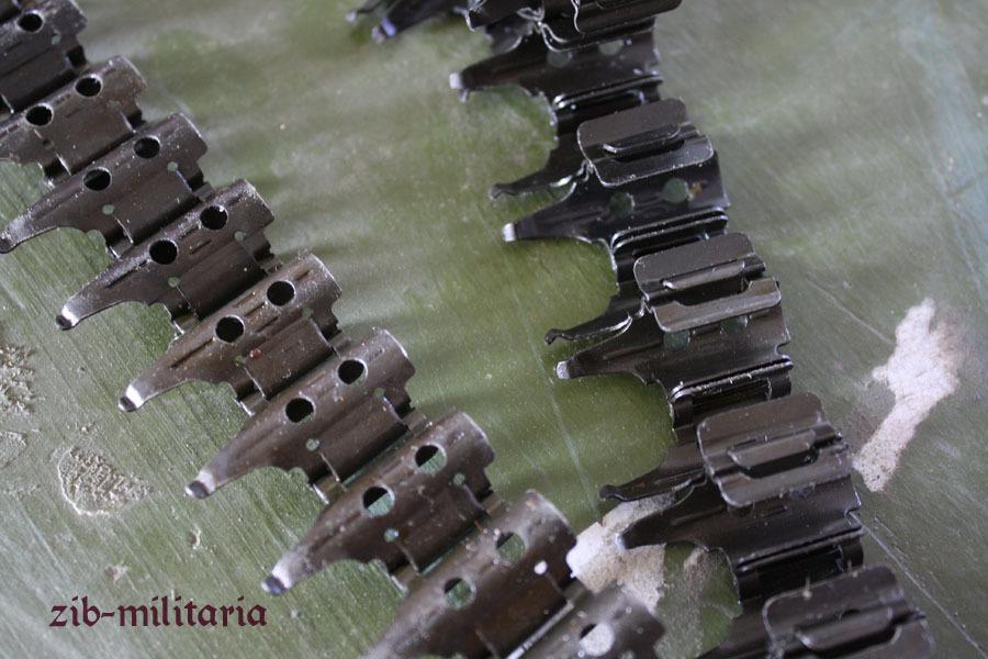 MG74 (MG42/MG3) belt, 250rds,7,62x51mm Nato