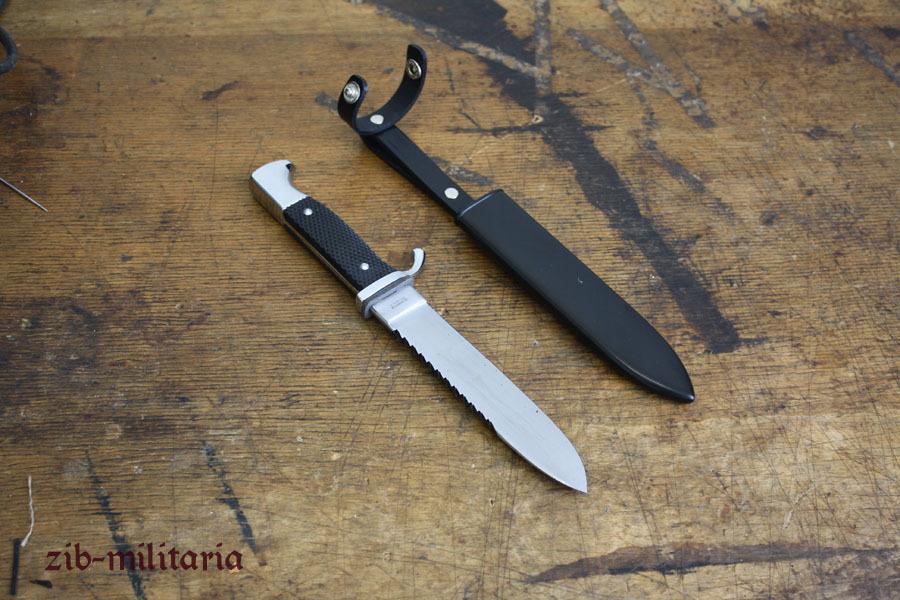 Pathfinder Knife As Hj Knife Teethed Rehwappen