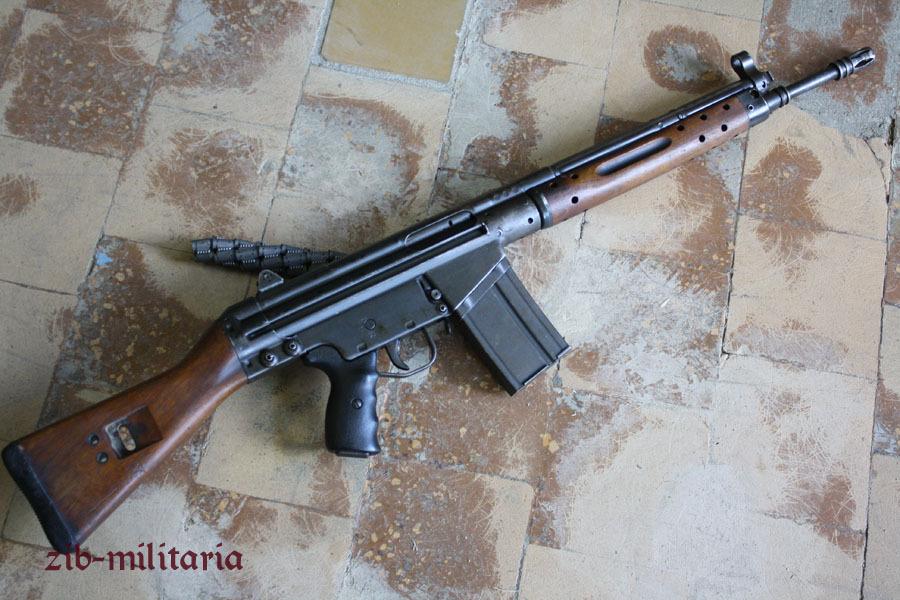 Cetme G3 For Sale: CETME C, Deactivated Assault Rifle G3 Clone Demilled Prop
