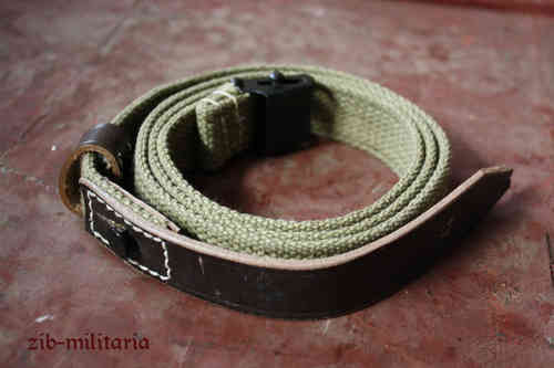 MP40 leather sling canvas, DAK