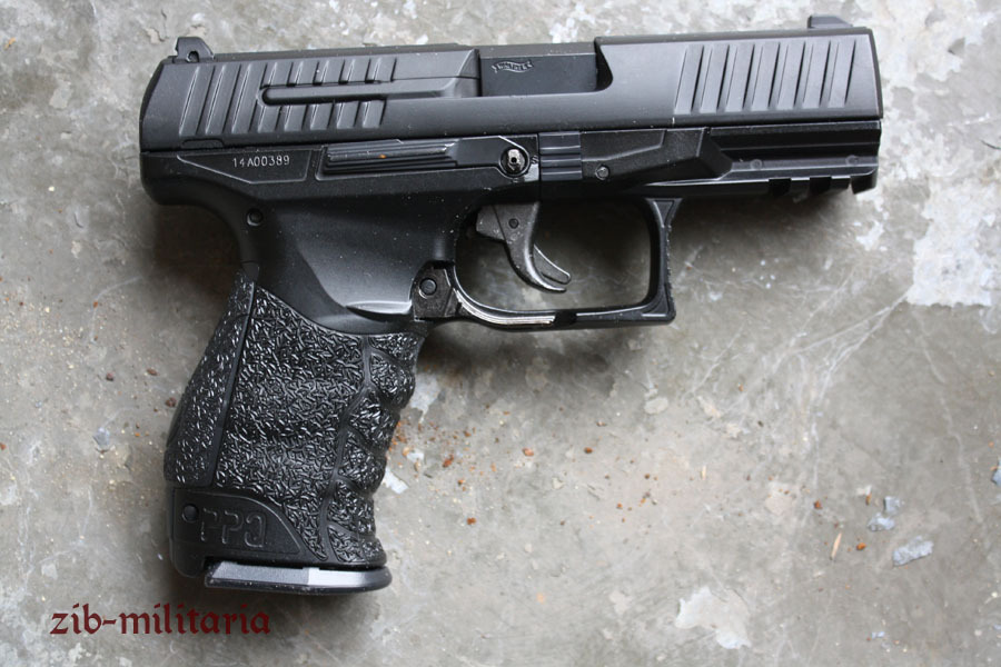 Walther PPQ, HME, spring powered