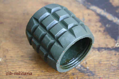 Fragmentation sleeve for 42M (HUNGARY) grenade decoration