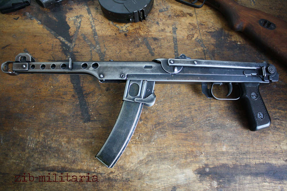 PPS43, deactivated MP, blueing down, I look