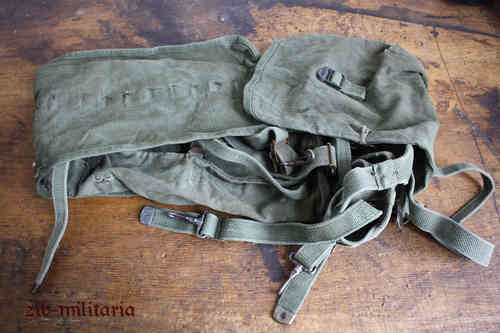 US Haversack M28 Original, late war OD