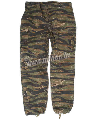 US Jungle Hose, Tiger Stripe