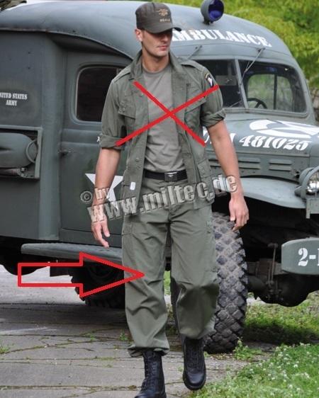 US M64 Jungle Pants 377aa66d4c1