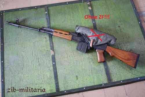 M76 (Jugoslavia) WITHOUT scope, Deactivated sniper rifle