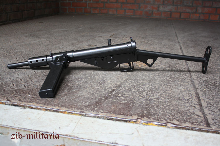 Brit  Sten Gun MKII, MP model, DENIX