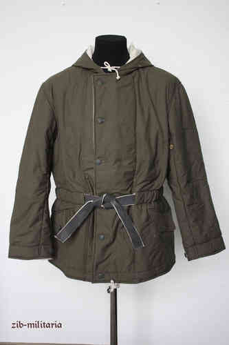 WH winter jacket, reversible, grey, ZIB