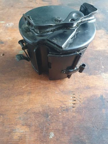 MG34/MG42 Assault Drum, Wehrmacht Original, Single Piece