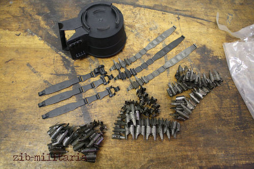 MG belt drum 7,62x51mm Nato, Set, very good