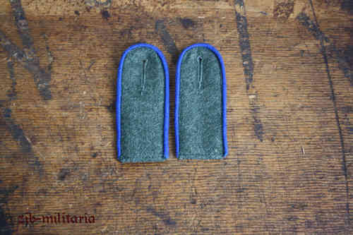 WH shoulder boards Mannschaften, Fieldgrey-Blue