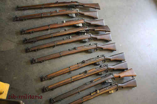 Lee Enfield SMLE No.1 Mark III,, Deko Karabiner