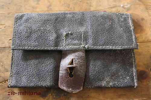 Moisin Nagant Pouches, improvised material