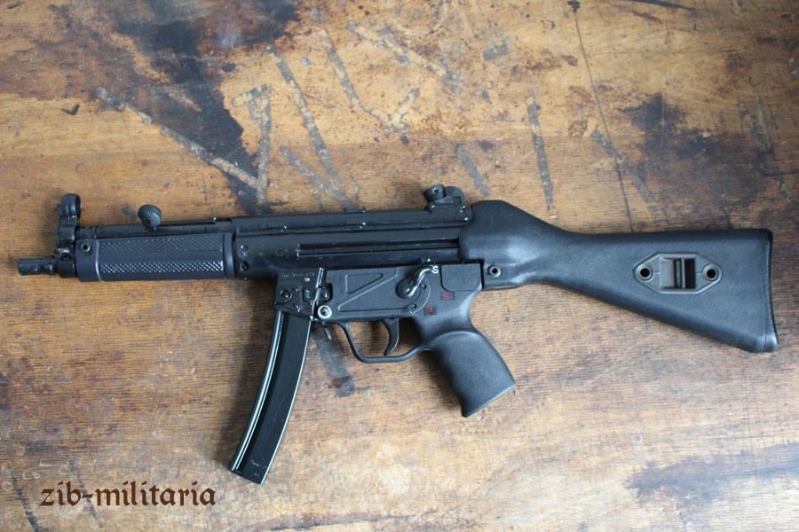 Mp5 Deactivated Mp Pof