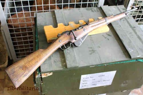 Berthier M1916, deactivated rifle