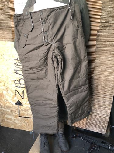 WH winter PANTS, reversible, grey, ZIB, offer